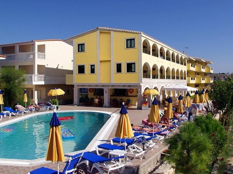 Aparthotel Clio - Alykes - Zakynthos